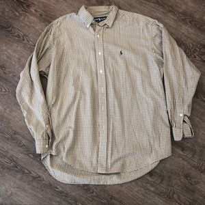 Polo Ralph Lauren Long Sleeved Button Up Shirt